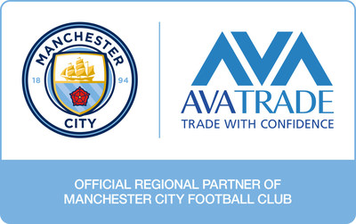 AvaTrade愛華與曼城足球俱樂部正式開啟合作夥伴關係