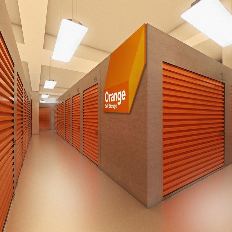 Orange Self Storage (PRNewsfoto/Orange Self Storage Pvt. Ltd.)