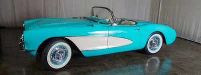 Classic 1957 Chevrolet Corvette available at The Luxury Autohaus