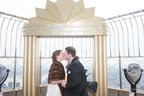 Empire State Building Announces Winners of 2018 Valentine's Day Wedding Contest