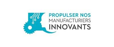 Logo : Initiative manufacturière Investissement Québec (Groupe CNW/Investissement Québec)