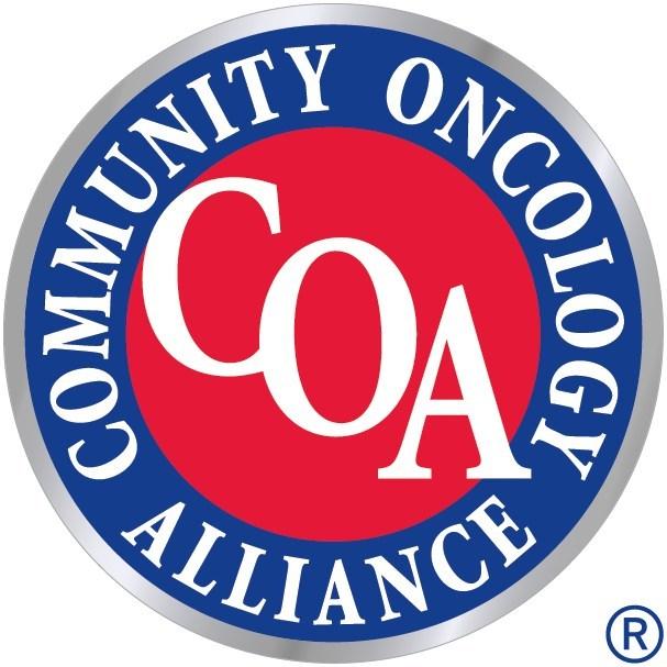 Community Oncology Alliance (COA) (PRNewsfoto/Community Oncology Alliance)