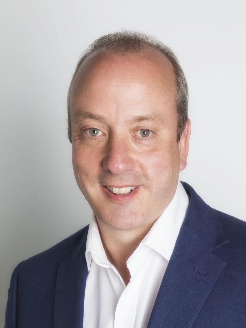 Steven Facer - Vice President Europe ACG (PRNewsfoto/ACG Group)
