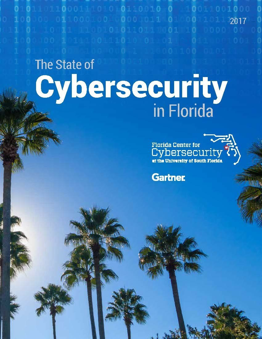 "The Florida Center for Cybersecurity is proud to release ""The State of Cybersecurity in Florida,"" a comprehensive resource for policymakers and stakeholders in industry, government, academia, and defense."