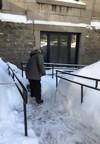 Programme de déneigement TAPEL (Groupe CNW/Ville de Montréal - Arrondissement du Plateau-Mont-Royal)