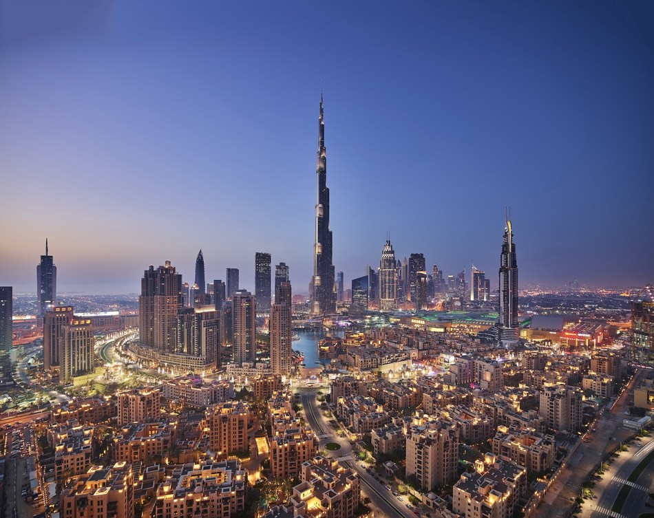 Downtown Dubai by Emaar Properties (PRNewsfoto/Emaar Properties)