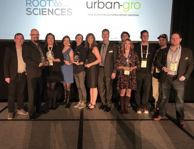 NCIA's Industry Excellence Award Winners 2018