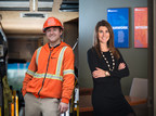 Hydro Ottawa a top employer for young people (CNW Group/Hydro Ottawa Holding Inc.)