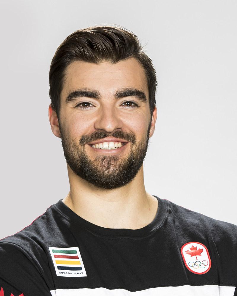 Philippe Marquis - Photos : Comité olympique canadien (Groupe CNW/Université TÉLUQ)