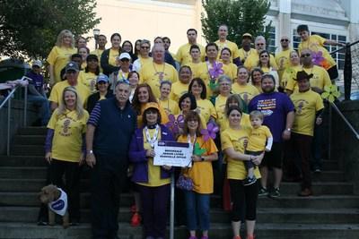 Congratulations to Brookdale Senior Living for raising more than $2.1 million for #Walk2EndAlz!