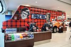 Smoke's Poutinerie food truck location at Toronto Pearson International Airport (CNW Group/Smoke''s Poutinerie)