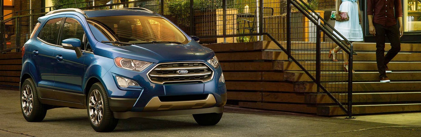 Crossroads Ford Frankfort Ky >> New 2018 Ford Ecosport Now Available At Crossroads Ford Lincoln