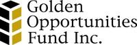 Golden Opportunities Fund Inc. (CNW Group/Golden Opportunities Fund Inc.)