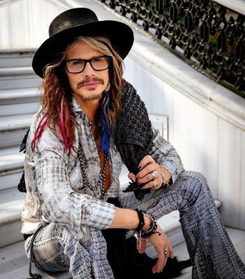 Steven Tyler Photo by Zack Whitford