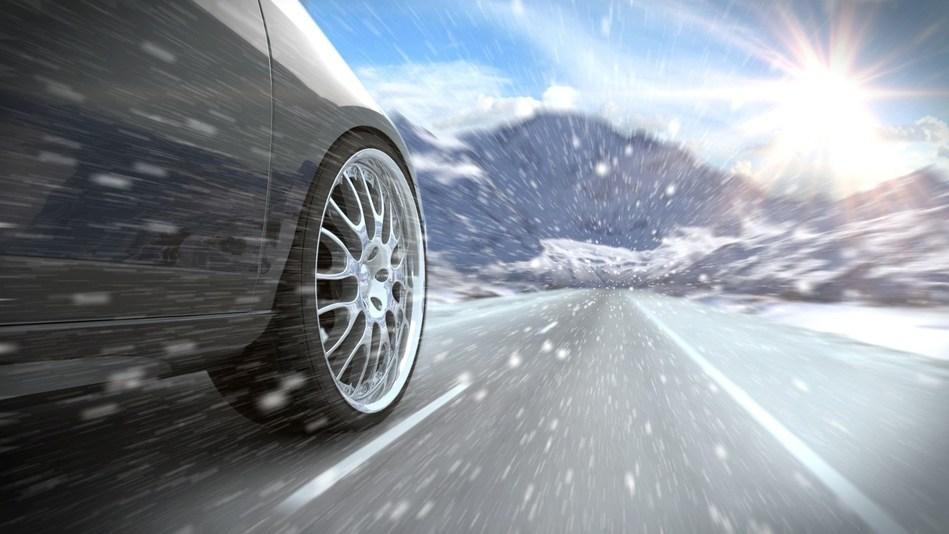 Snow road (PRNewsfoto/NIRA Dynamics AB)