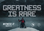 Greatness is Rare (CNW Group/Canadian Paralympic Committee (Sponsorships))