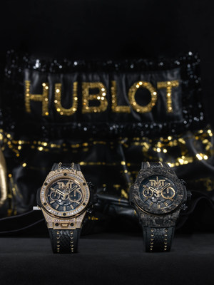 Big Bang Unico TMT (PRNewsfoto/Hublot)