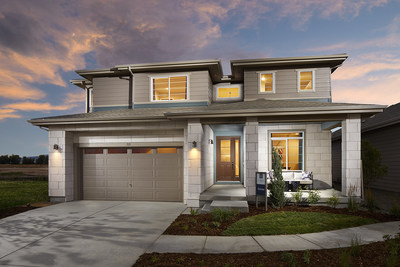 CalAtlantic Homes announces the Grand Opening of two new home collections, bringing paired and single-family floor plans to the sought-after Mosaic master-planned community in North Fort Collins, CO.