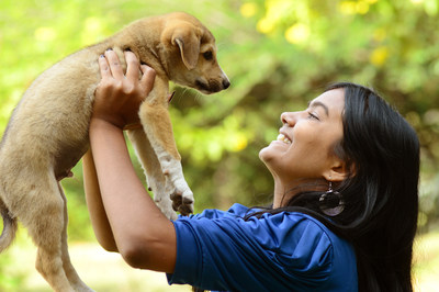 PetSmart Charities of Canada, with the help of 200 animal rescue organizations from across the country, will host their first National Adoption Weekend of 2018 in PetSmart stores on Feb. 16 – 18, 2018. During the weekend long event, it's hoped that more than 1,500 pets will find forever homes. (CNW Group/PetSmart Charities of Canada)