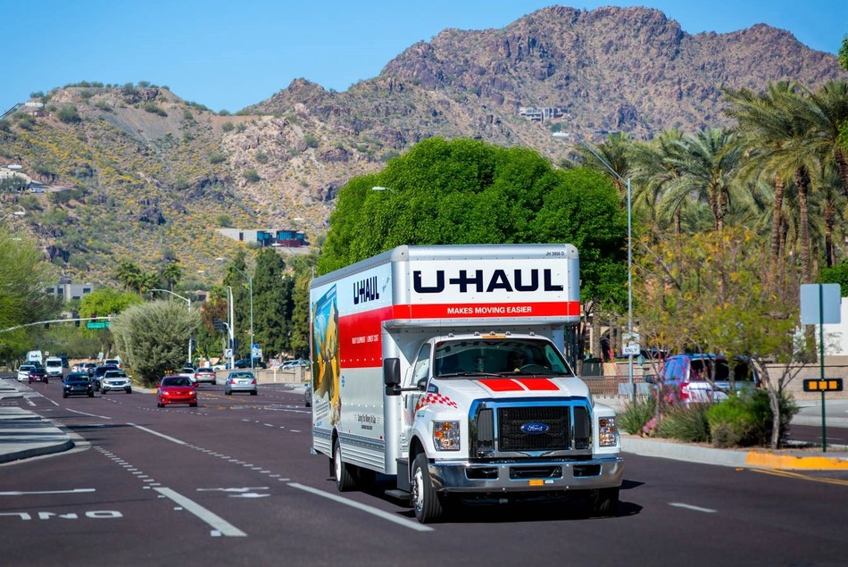 U-Haul is handing out $23.6 million in bonuses to 28,940 Team Members across the U.S. and Canada thanks to the Trump tax cuts.