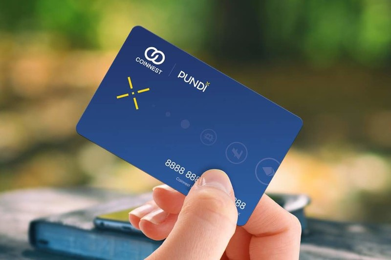 Coinnest will be the first Korean crypto exchange to issue 300,000 Pundi X cards