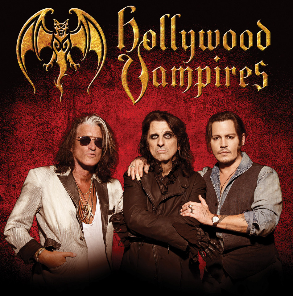 Hollywood Vampires featuring Alice Cooper, Joe Perry & Johnny Depp head to the Great Indoors May 18. More great concerts added to Casino Rama Resort's 2018 line-up. (CNW Group/Casino Rama Resort)