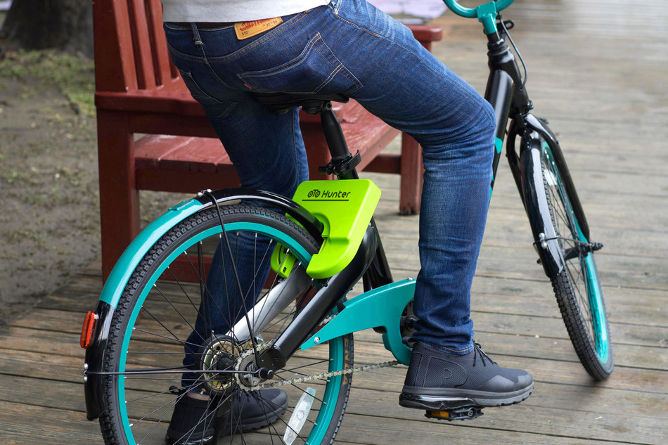 Fox-Tech Creates World's First LPWAN Integrated Smart Lock Solution for Shared Bicycles