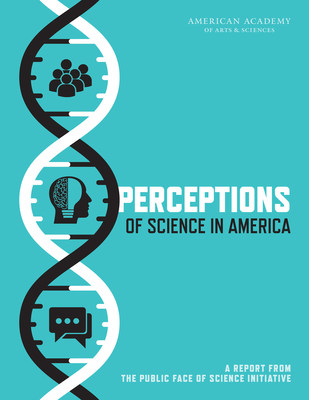 """Perceptions of Science in America"" is the first of a series of reports that will be issued by the Public Face of Science, a project of the American Academy of Arts and Sciences. The Public Face of Science is a three-year initiative to understand and address various aspects of the evolving relationship between the public and scientists."