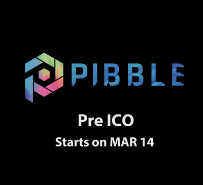 Blockchain based image cryptocurrency 'PIBBLE' launches global ICO