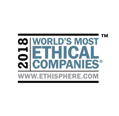 Ethisphere names Nokia as one of the 2018 World's Most Ethical Companies