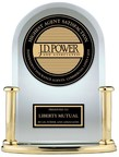 Liberty Mutual earns top spot for commercial lines insurers in first J.D. Power U.S. Independent Insurance Agent Satisfaction Study.