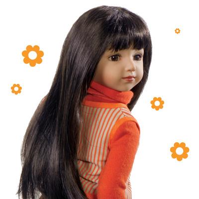Maru and Friends dolls debut @Toy Fair Maru a Hispanic beauty maruandfriends.com