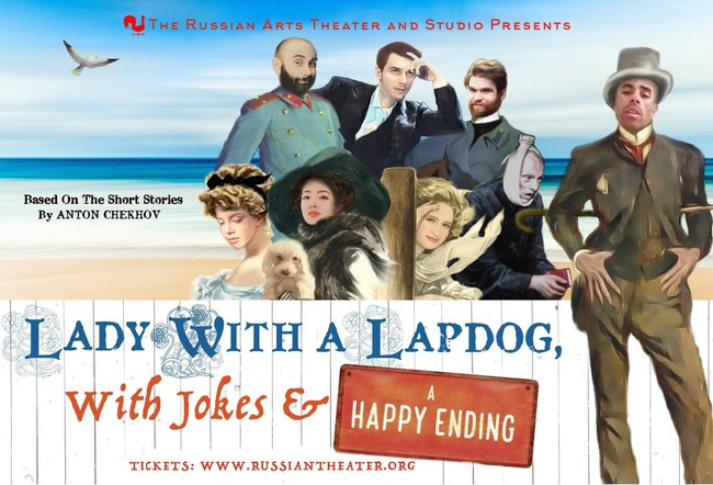 Lady With a Lapdog With Jokes and a Happy Ending