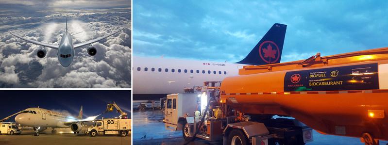 Air Canada est nommée transporteur écologique de l'année au Annual Airline Industry Achievement Awards de 2018 d'Air Transport World (Groupe CNW/Air Canada)