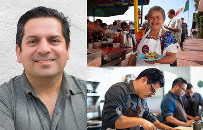Mexican Food Expert and Journalist Bill Esparza Joins West Coast Chefs for an Immersive Cruise and Culinary Journey