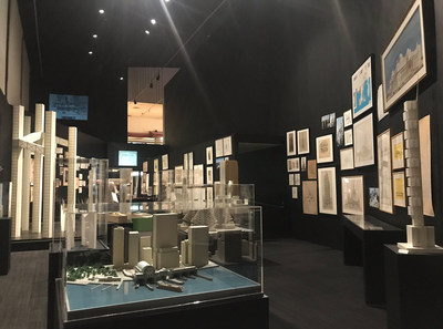 "Amerlux helped the Queens Museum cast its ""Never Built New York"" display in the best light when it replaced 500-watt quartz lamps with its new 48-watt SPEQ track heads, which reduced energy consumption by more than 90 percent."