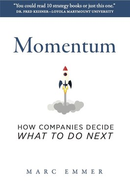 Momentum, new strategy book by Marc Emmer