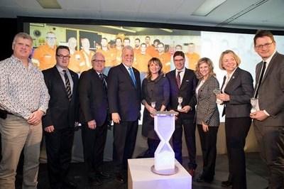 Rio Tinto investit 250 millions de dollars canadiens et prolonge la durée des opérations de sa raffinerie d'alumine Vaudreuil (Groupe CNW/RIO TINTO ALCAN - FR)