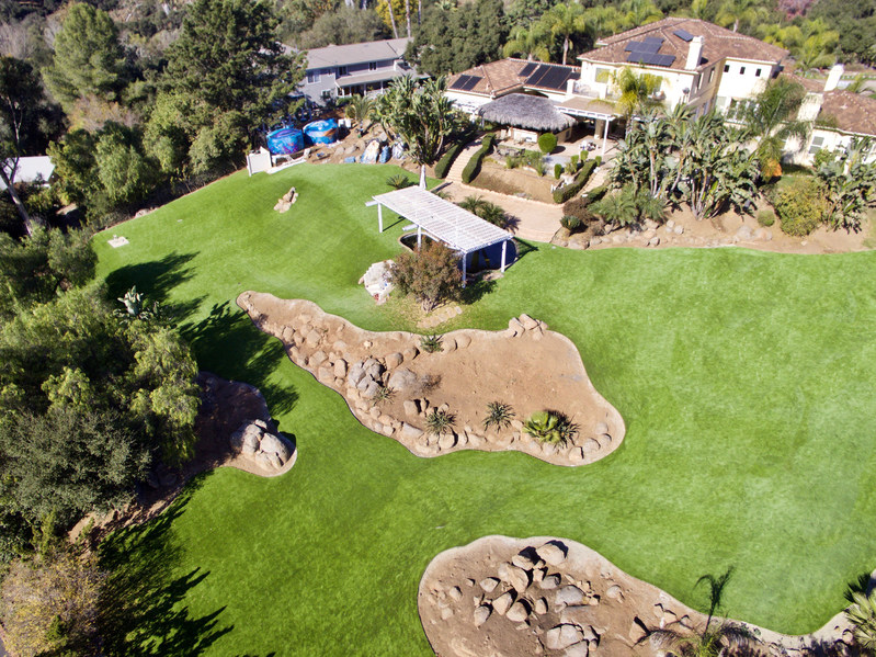 Installation by One Putt Greens and Lawns