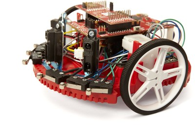 New university robotics kit and curriculum from Texas Instruments equip future engineers with foundation in systems-level design.