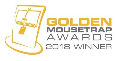 Golden Mousetrap Awards 2018 Winner