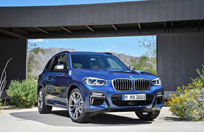 Several BMW models, like the 2018 BMW X3 crossover, are currently available with completive lease pricing with just $2,500 down at the New BMW of Topeka.