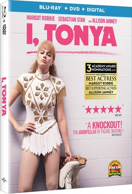 From Universal Pictures Home Entertainment: I, Tonya