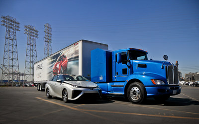 Toyota is pioneering the path toward zero emissions transportation. From the Mirai to the heavy-duty truck Project Portal operating in the Port of Long Beach, Toyota is demonstrating the viability, versatility and scalability of hydrogen fuel cell powertrain.