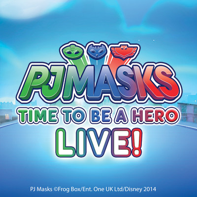 PJ Masks: Time to be a Hero LIVE!