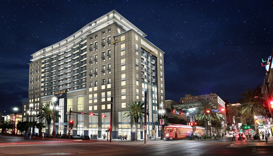 Hard Rock International will bring its legendary vibe to the French Quarter with Hard Rock Hotel in spring 2019. The New Orleans' property will also offer residences for sale.