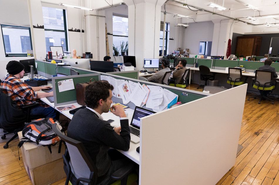 The Digital Future Lab in Brooklyn's DUMBO neighborhood is one of the four hubs of entrepreneurship of the NYU Tandon School of Engineering's Future Lab network, responsible for adding $4 billion and 3,200 jobs to the New York economy since launching in 2009.
