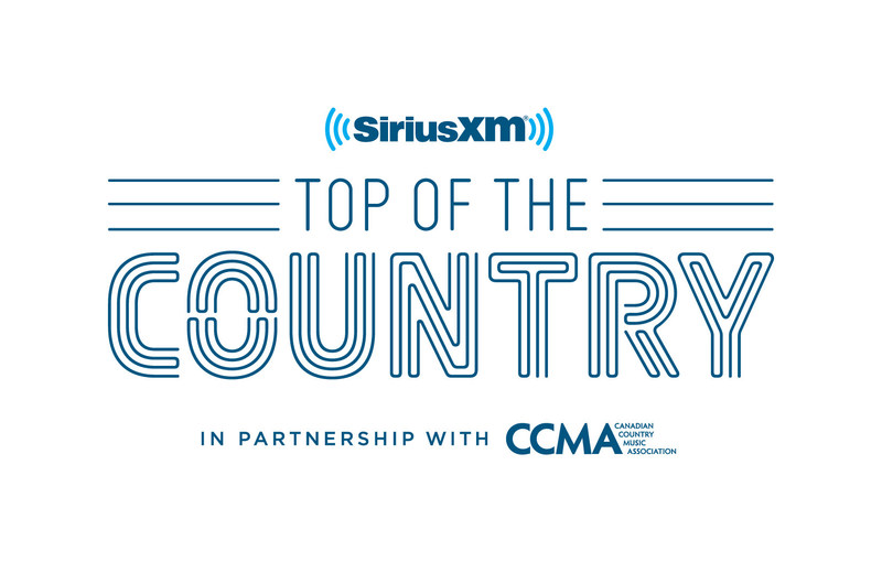 SiriusXM and the CCMA launch Top of the Country music competition in search of Canada's next big country star (CNW Group/Sirius XM Canada Holdings Inc.)