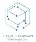 Global Blockchain Technologies Corp. Logo (PRNewsfoto/Global Blockchain Technologies)