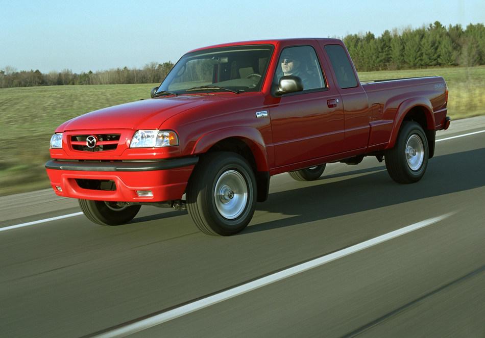2006 Mazda B-Series Truck (CNW Group/Mazda Canada Inc.)